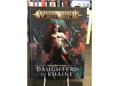 Daughter of Khaine