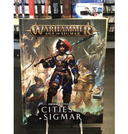Age of Sigmar BATTLETOME: CITIES OF SIGMAR (HB) ENG