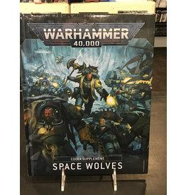 Warhammer 40K CODEX Supplement: SPACE WOLVES (HB) (ENGLISH)