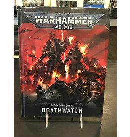 Warhammer 40K CODEX: DEATHWATCH (HB) (ENGLISH)