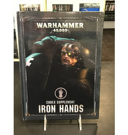 Warhammer 40K CODEX: IRON HANDS (HB) (ENGLISH)