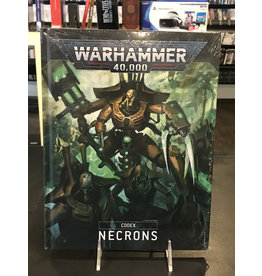 Warhammer 40K CODEX: NECRONS (HB)