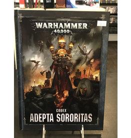 Warhammer 40K CODEX: ADEPTA SORORITAS (HB) (ENG)