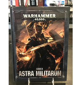 Warhammer 40K CODEX: ASTRA MILITARUM (HB) (ENGLISH)