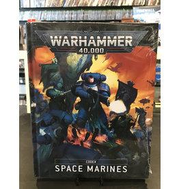 Warhammer 40K CODEX: SPACE MARINES (HB)