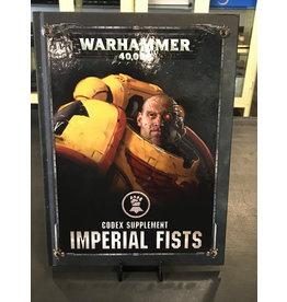 Warhammer 40K CODEX: IMPERIAL FISTS (ENGLISH)