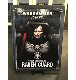 Warhammer 40K CODEX: RAVEN GUARD (HB) (ENGLISH)