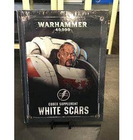 Warhammer 40K CODEX: WHITE SCARS (HB) (ENGLISH)