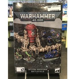 Warhammer 40K 40K: BATTLEZONE MANUFACTORUM BATTLE