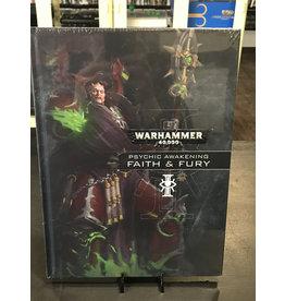 Warhammer 40K Psychic Awakening: Faith & Fury