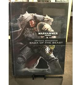Warhammer 40K Psychic Awakening: Saga of The Beast