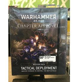Warhammer 40K 40K: TACTICAL DEPLOYMENT MISSION 40-11 PK