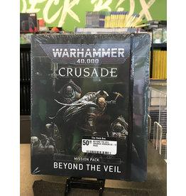 Warhammer 40K BEYOND THE VEIL CRUSADE MISSION 40-12 PACK