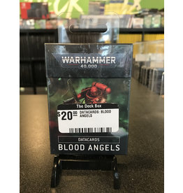Warhammer 40K DATACARDS: BLOOD ANGELS
