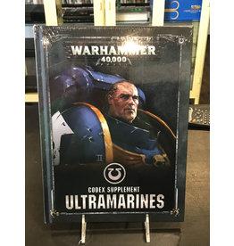 Warhammer 40K CODEX: ULTRAMARINES (HB) (ENGLISH)