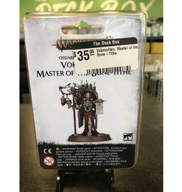 Age of Sigmar Vokmortian, Master of the Bone-Tithe