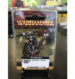 Age of Sigmar Great Bray-Shaman