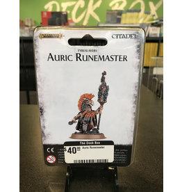 Age of Sigmar Auric Runemaster