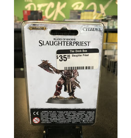 Age of Sigmar Slaughter Priest