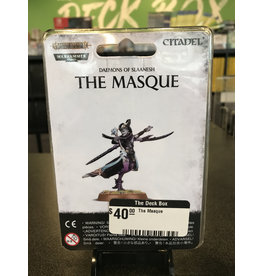 Age of Sigmar The Masque