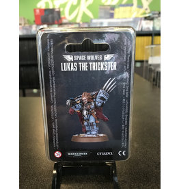 Warhammer 40K Lukas the Trickster