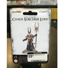 Age of Sigmar Chaos Sorcerer Lord