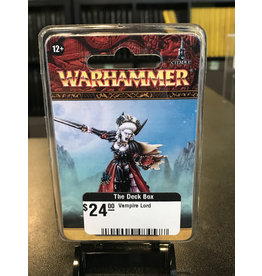 Age of Sigmar Vampire Lord