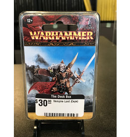 Age of Sigmar Vampire Lord (Cape)