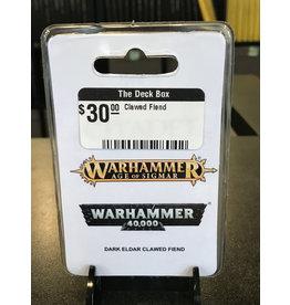 Warhammer 40K Clawed Fiend