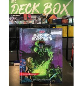 Dungeons & Dragons DND 5E ACQUISITIONS INCORPORATED