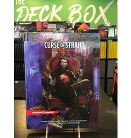 Dungeons & Dragons DND 5E CURSE OF STRAHD