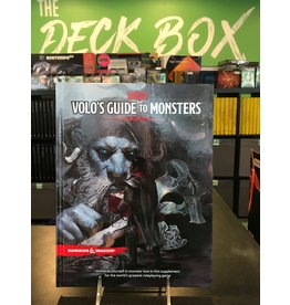 Dungeons & Dragons DND 5E VOLO'S GUIDE TO MONSTERS