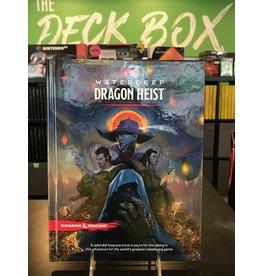 Dungeons & Dragons DND 5E WATERDEEP: DRAGON HEIST