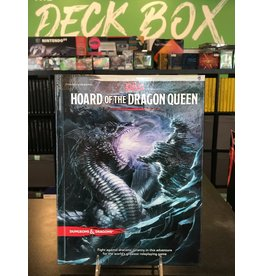 Dungeons & Dragons DND 5E TYRANNY OF DRAGONS 1 - HOARD OF THE DRAGON Queen