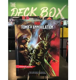 Dungeons & Dragons DND 5E TOMB OF ANNIHILATION