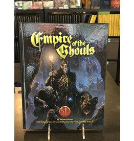 5E Compatible Books EMPIRE OF THE GHOULS HC 5E