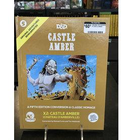 5E Compatible Books ORIGINAL ADV REINCARN. #5 CASTLE AMBER