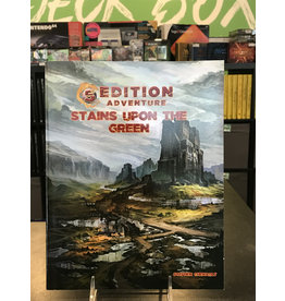 5E Compatible Books 5TH EDITION ADV: STAINS UPON THE GREEN