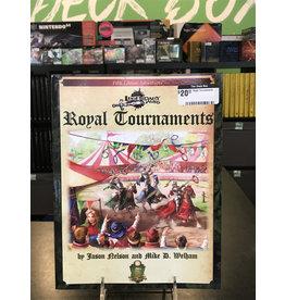5E Compatible Books Royal Tournaments