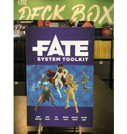 Fate Core System FATE SYSTEM TOOLKIT