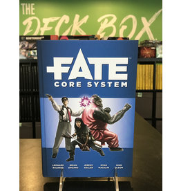 Fate Core System FATE: CORE SYSTEM HC