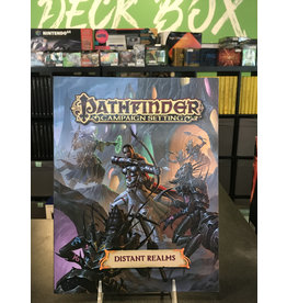 Pathfinder PF: CAMPAIGN SETTING: DISTANT REALMS