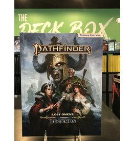 Pathfinder 2E PATHFINDER 2E LOST OMENS LEGENDS