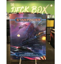 Starfinder STARFINDER RPG STARSHIP OPERATIONS MANUAL