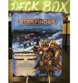 Starfinder SF: ATTACK OF THE SWARM! : THE FOREVER RELIQUARY