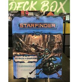 Starfinder SF: ATTACK OF THE SWARM! : HUSKWORLD