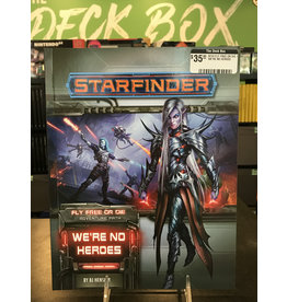 Starfinder SF34 FLY FREE OR DIE 1: WE'RE NO HEROES