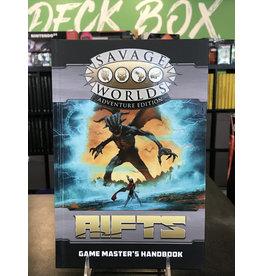 Rifts RIFTS: GAME MASTER'S HANDBOOK REVISED