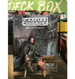 Castles & Crusades CNC DEN OF INIQUITY