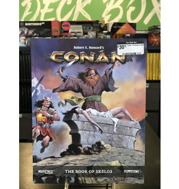 2D20 System Conan: The Book of Skelos